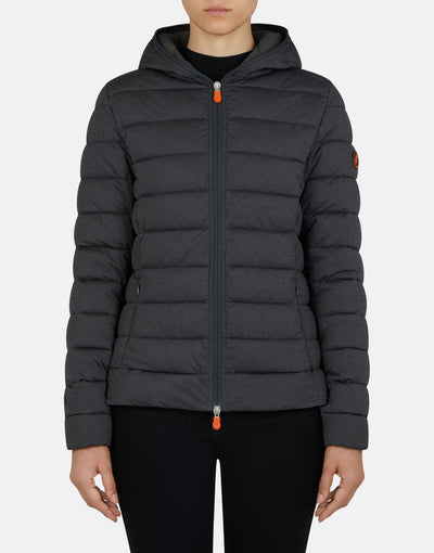 Save The Duck Women's ANGY Hooded Jacket