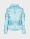 Womens IRIS Jacket in Clearwater Blue