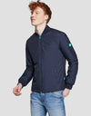 Save The Duck Mens Jacket-S3687M-RECY6-146 Blue Black