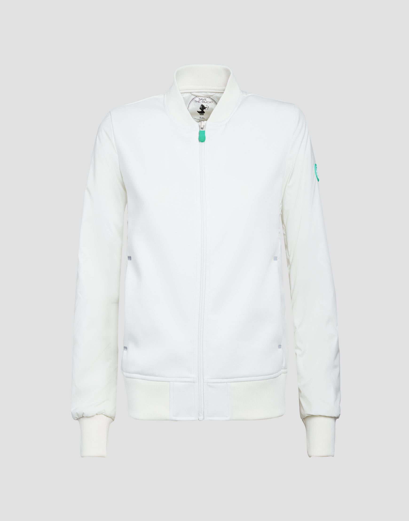 Womens FEEL Jacket in Off White