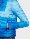 Womens IRIS Jacket in Eth.B. Surf B. Mar.B