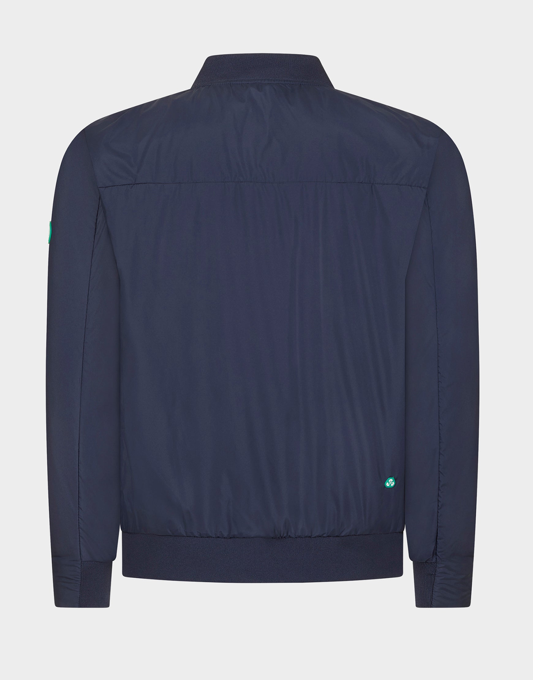 Mens RECY Jacket in Navy Blue