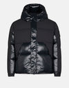 Unisex Hooded Puffer Jacket in LUMA