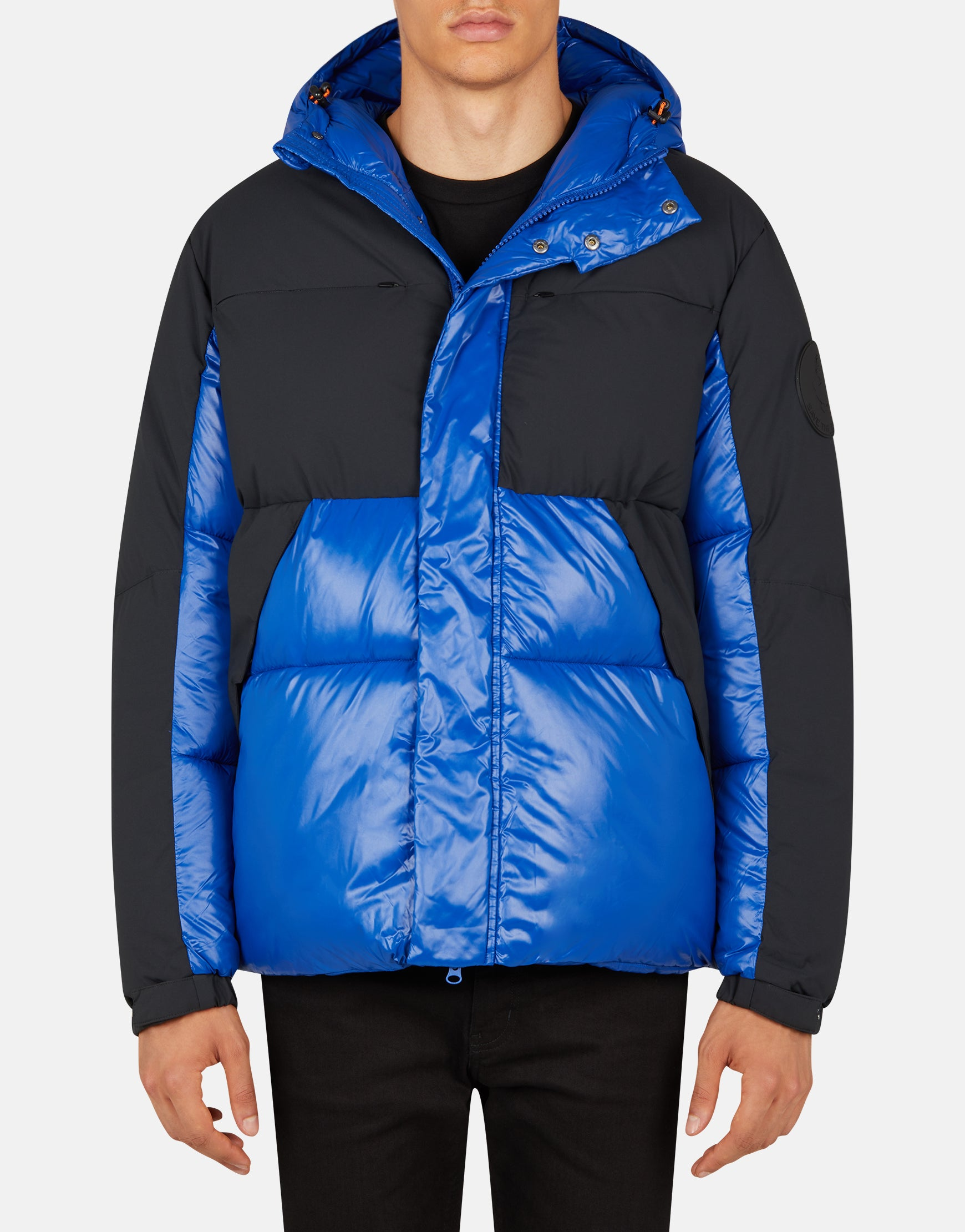 Save The Duck Unisex LUMA Hooded Puffer Jacket