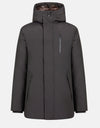 Men's Hooded Parka in COPY