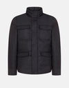 Men's Puffer 4 Pockets Jacket in MEGA