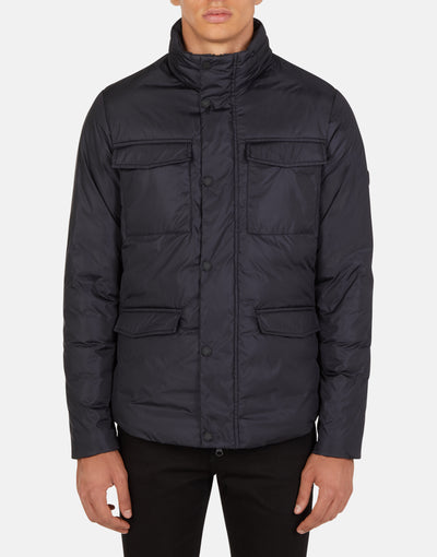 Save The Duck Men's MEGA 4 Pockets Jacket