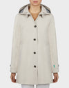Womens GRIN Coat in Sand Beige