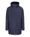 Men's Coat in Navy Blue