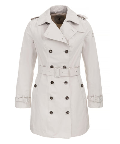 Womens Coat in Ice Grey