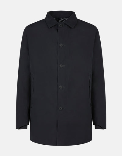Mens Button Down Coat in HERO