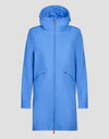 Save The Duck Womens Hooded Coat-S4428W-RAIN6-30 Ice Grey