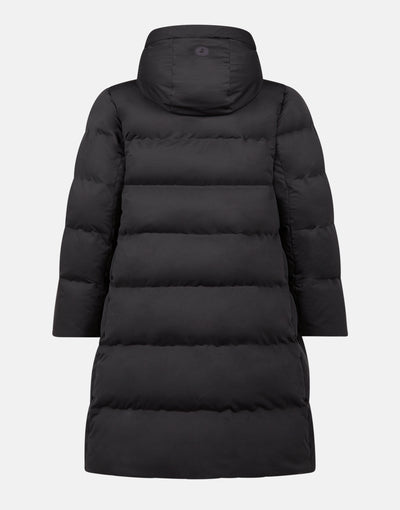 Save The Duck Women's BARK Winter Hooded Puffer Coat