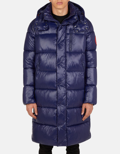 Save The Duck Men's LUCK Winter Hooded Puffer Coat