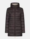 Save The Duck Women's GIGA Hooded Coat