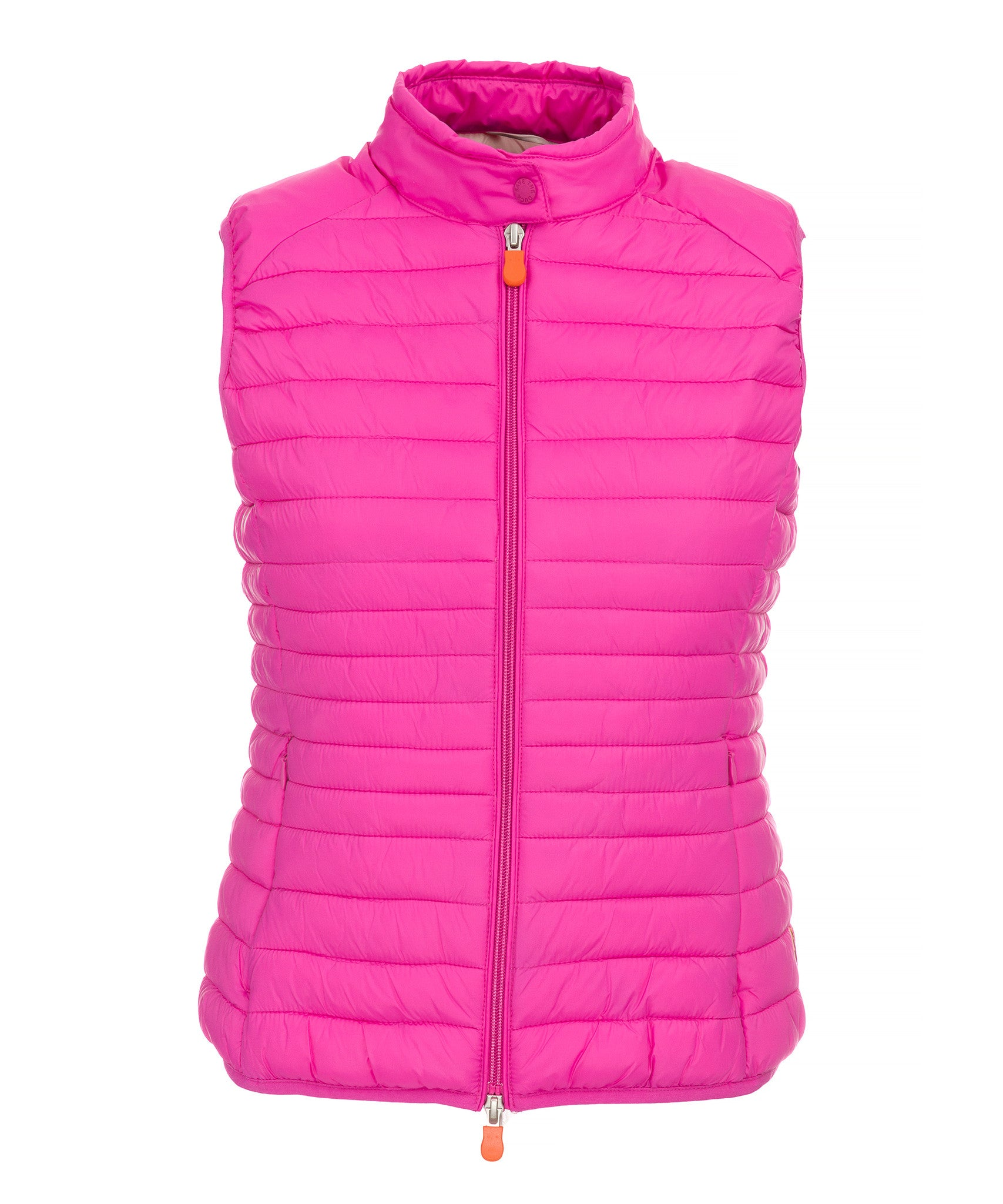 Save The Duck Women s Vest in Fuchsia Pink - Save the Duck cd67613b8