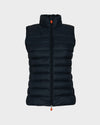Womens GIGA Vest in Black