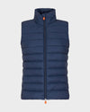 Women's GIGA Vest in Navy Blue
