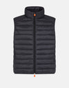 Men's Puffer Vest in GIGA