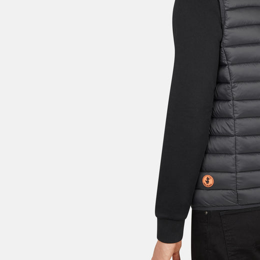 Mens Puffer Vest in GIGA
