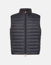 Save The Duck Mens Vest in GIGA
