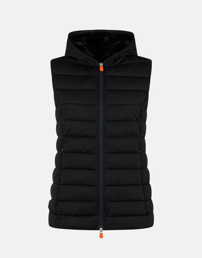 Save The Duck Women's SOLD Hooded Vest