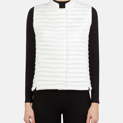 Women's Aria Collared Vest