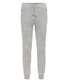 Mens Sweatpants in Light Grey Melange