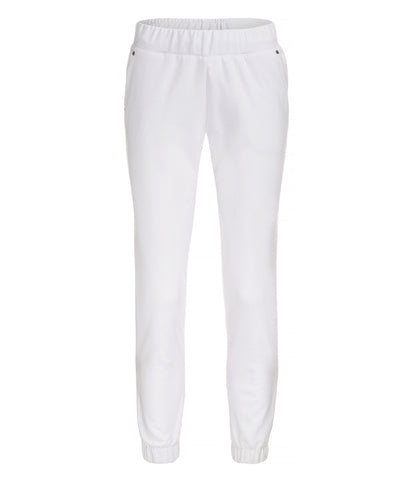 Women's Sweatpant in White