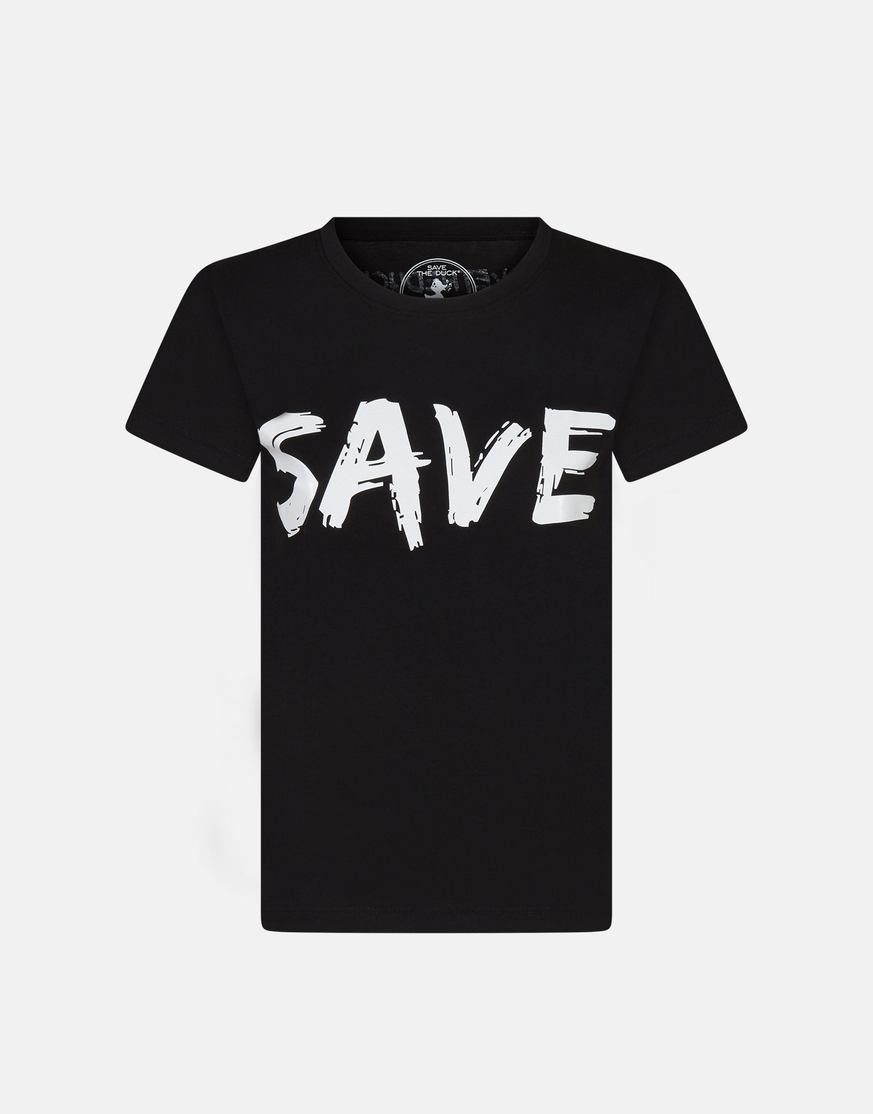 Women's Save The Duckers Printed T-Shirt