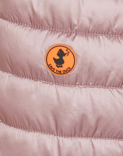 Save The Duck Girl's IRIS Hooded Jacket