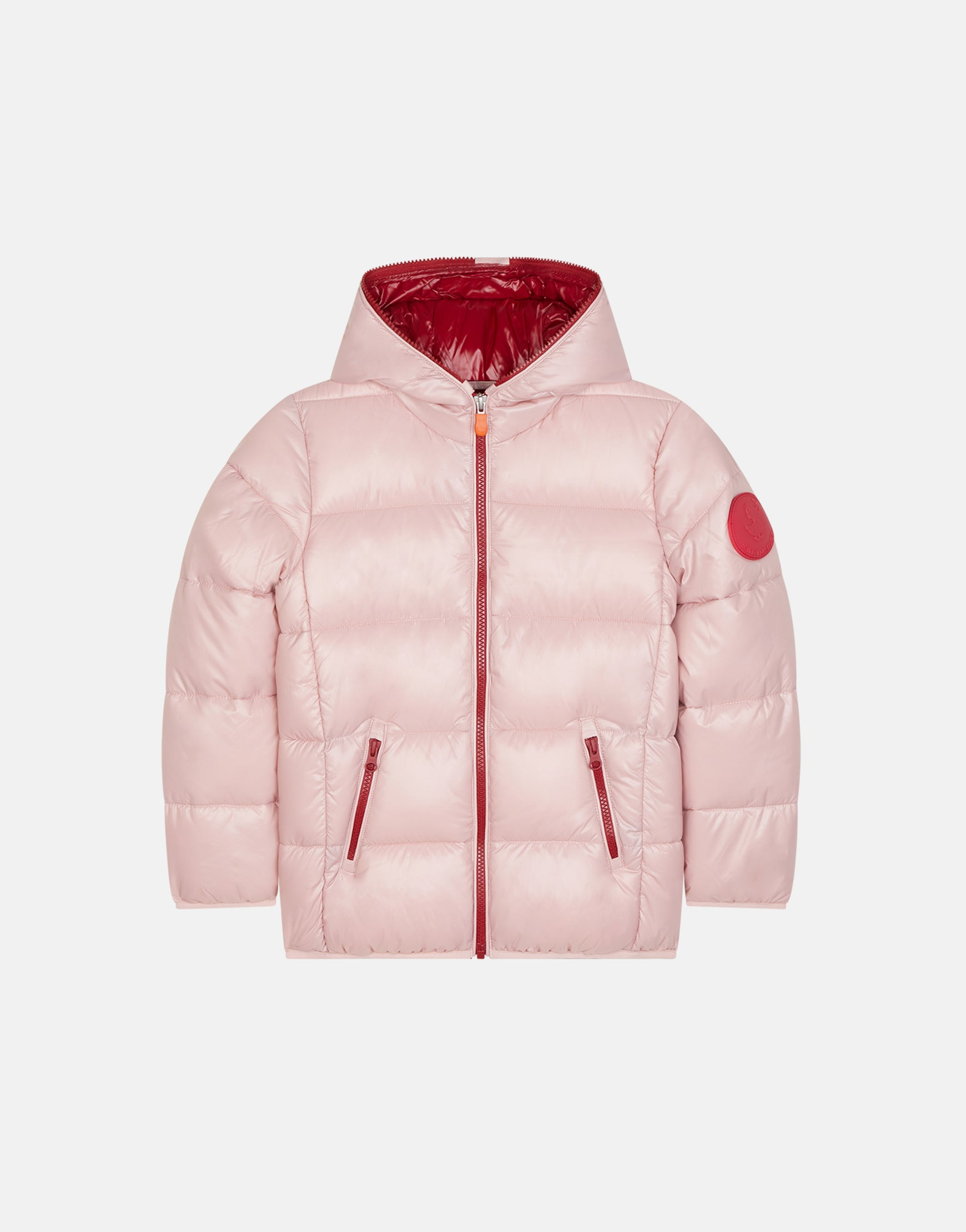 Save The Duck Girl's LUCK Hooded Puffer Jacket