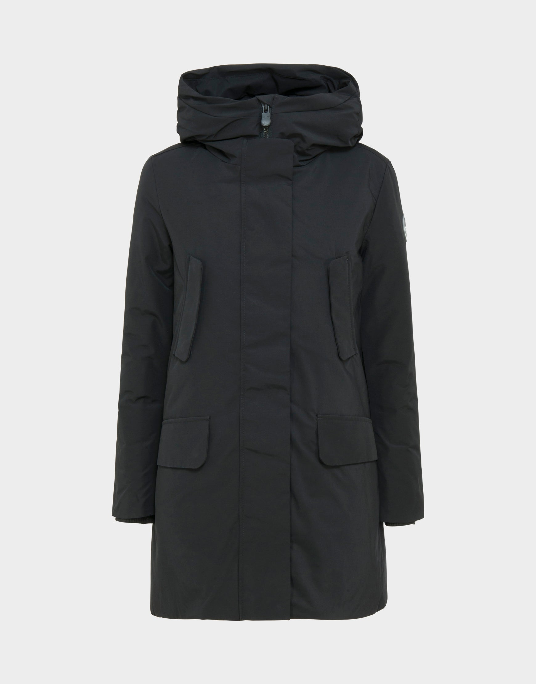 f0e518476e2c Save The Duck Womens Hooded Coat - Save the Duck