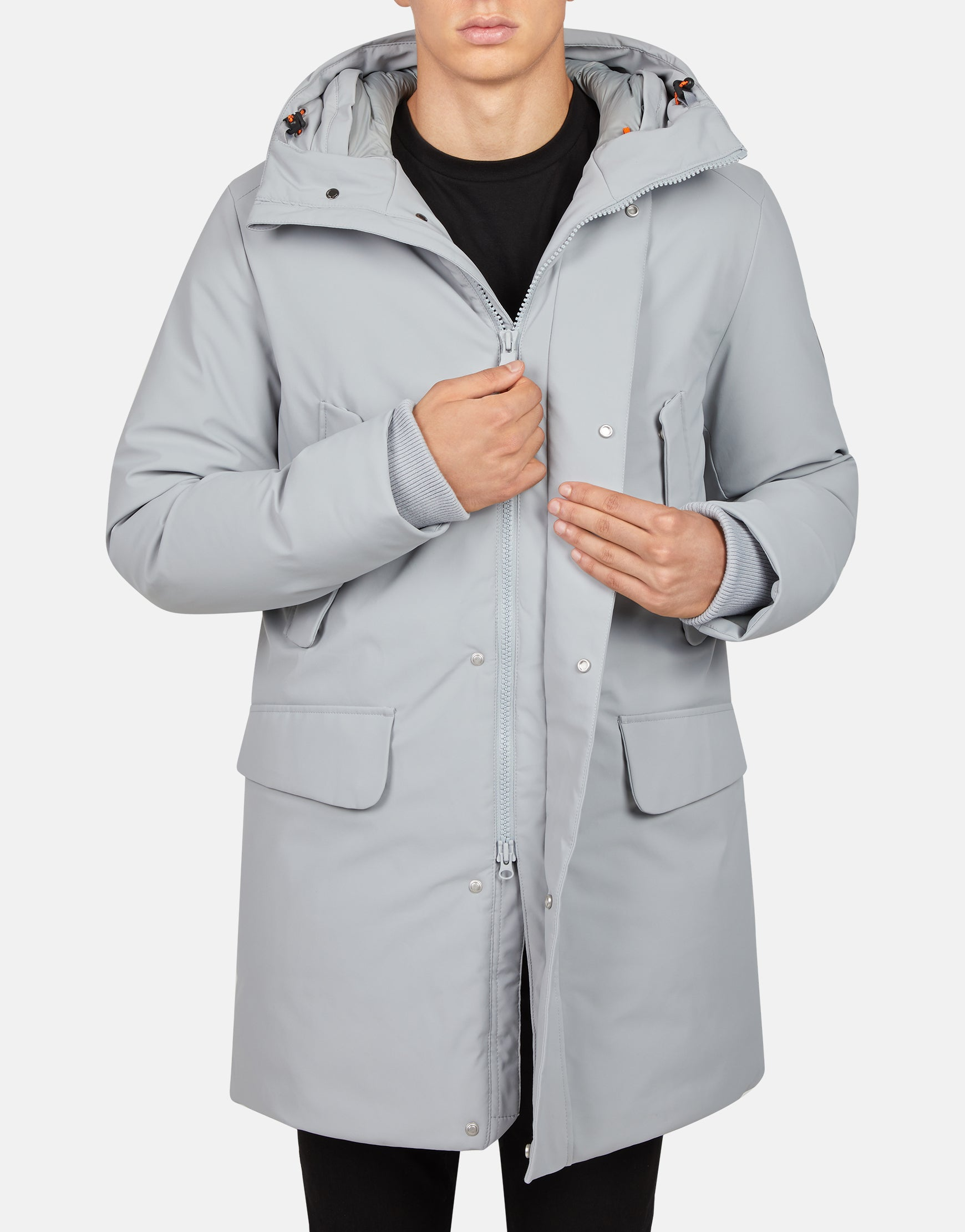 Save The Duck Men's SMEG Winter Hooded Coat