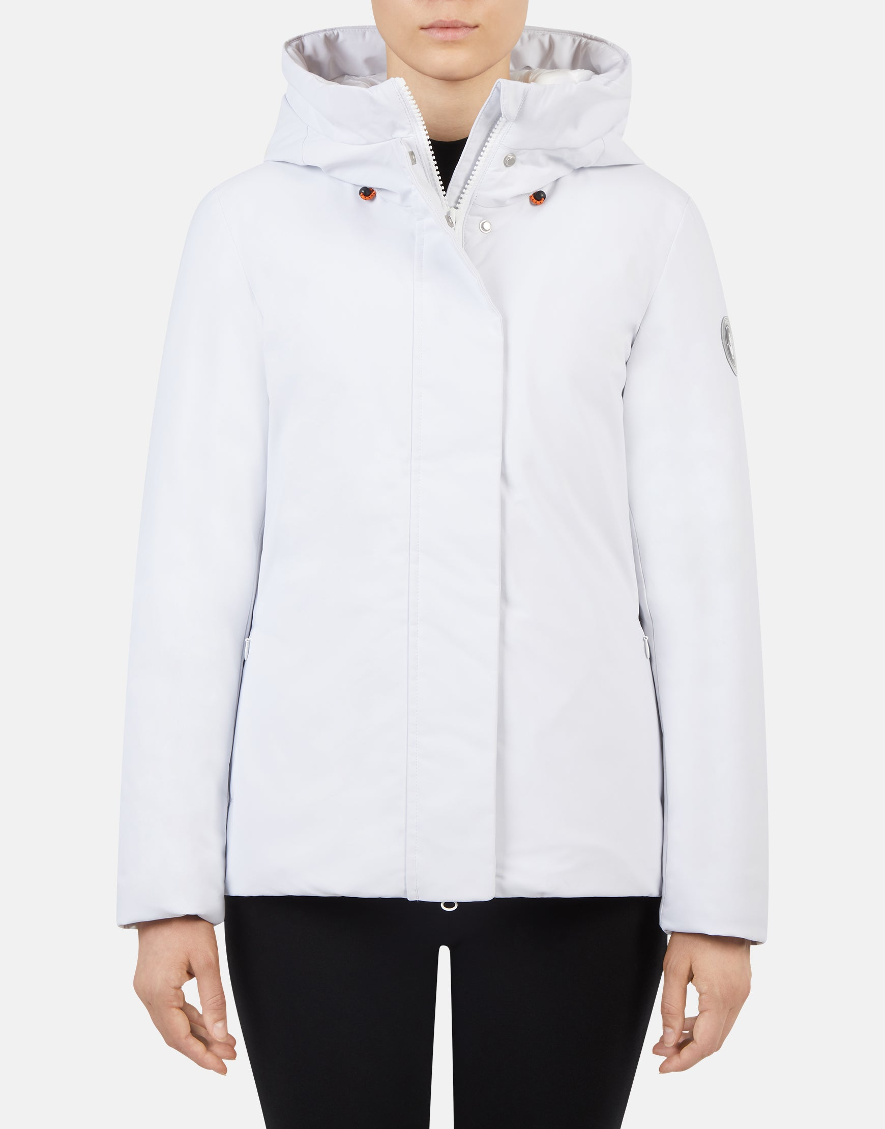Save The Duck Women's SMEG Winter Hooded Jacket