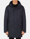 Save The Duck Men's HERO Winter Hooded Coat