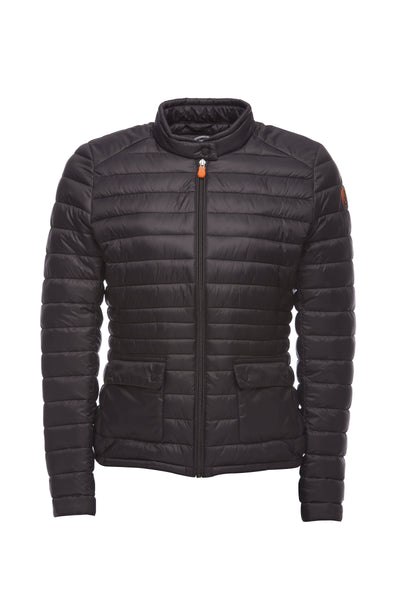Women's Jacket in Noir Black