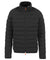 Men's Stretch Puffer Jacket in Black