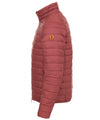 Men's Lightweight Puffer Jacket in Tibetan Red