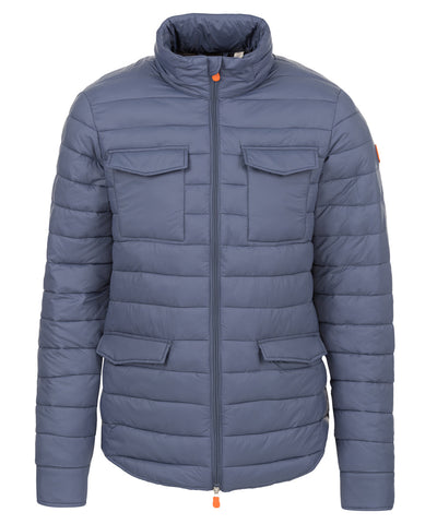 Men's Versatile Jacket in Eclipse Blue