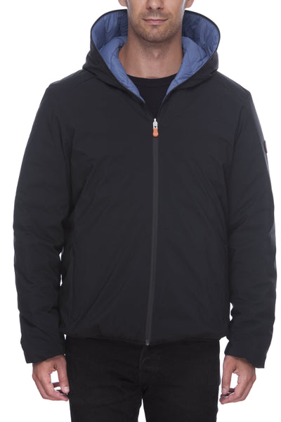 Men's Reversible Jacket in Black