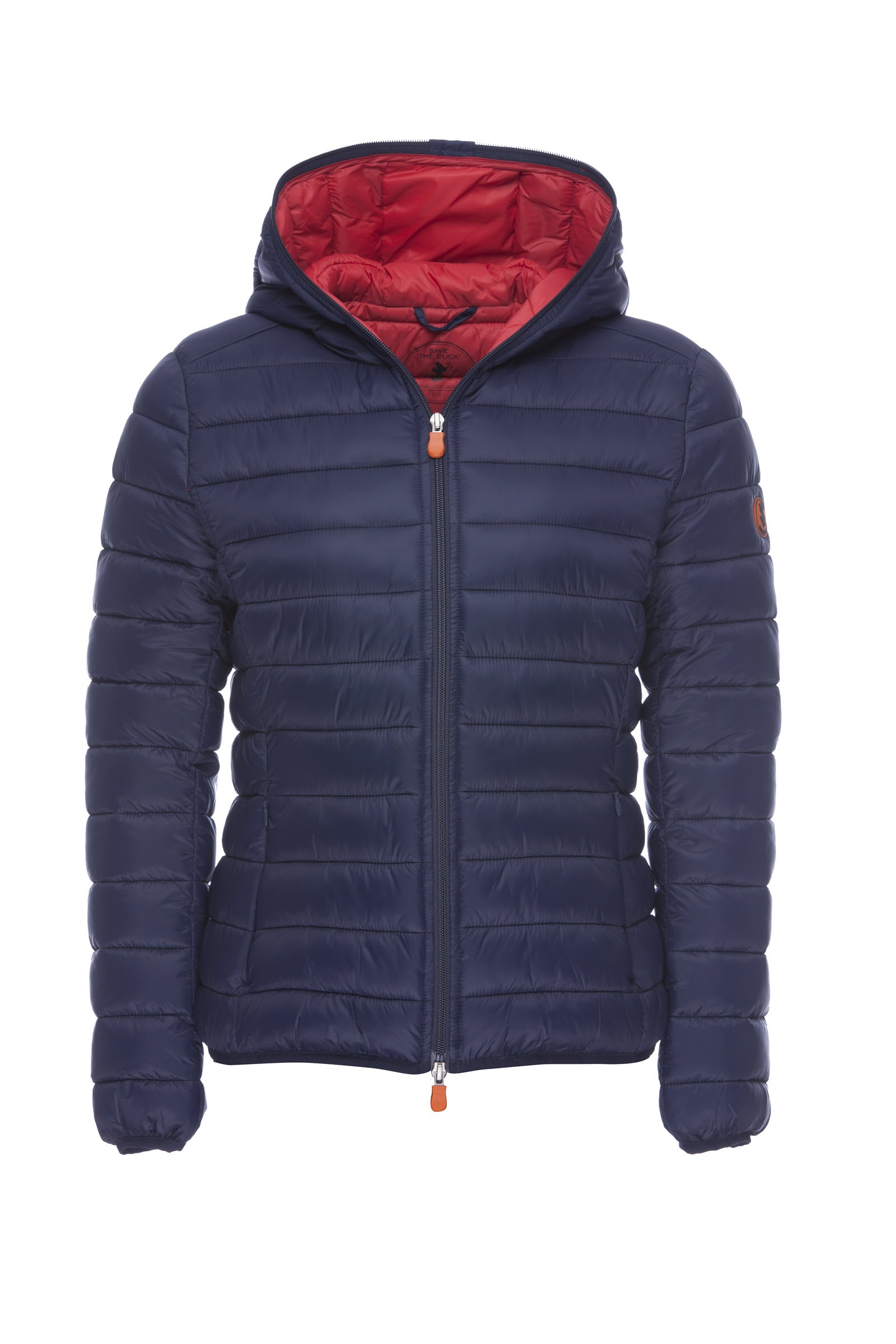 11fbcbfca596 Save The Duck Women s Jacket in Navy Blue - Save the Duck
