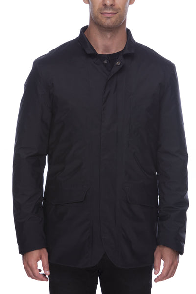 Men's Jacket in Noir Black