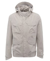 Men's Jacket in Sand Beige