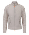 Men's Stretch Jacket in Ice Grey