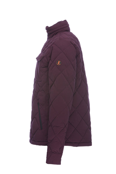 Purple Stretch In Jacket Quilted Men's Dahlia SXqwSC