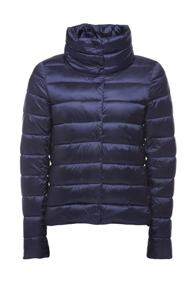 Women's Jacket in Bleu Marine