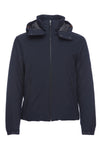 Men's Flex Jacket in Blue Black
