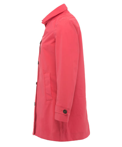 Women's Coat in Paradise Red