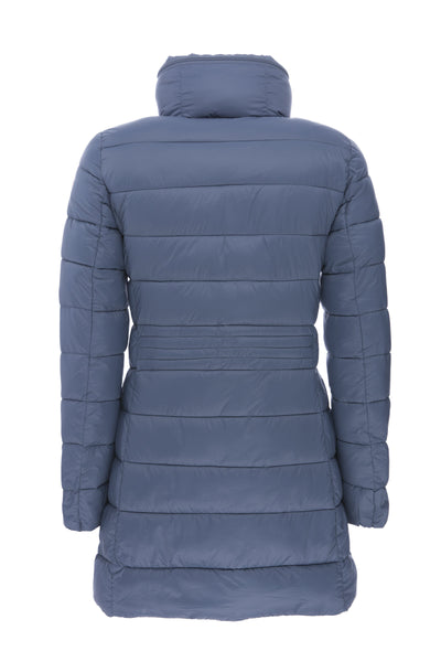 Womens GIGA Coat in Space Blue